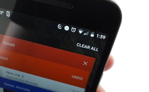 Android 11 có thể mở lại ứng dụng bị tắt nhầm