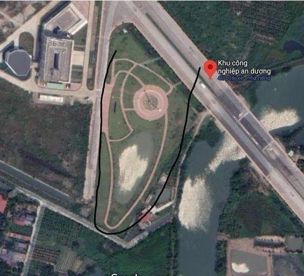 """Buộc công ty Trung Quốc hoàn lại mặt bằng khuôn viên có mô hình """"đường lưỡi bò"""" trái phép"""