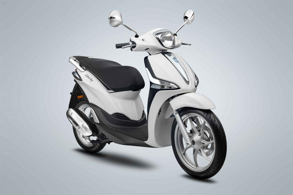 Piaggio Liberty ra mắt thêm phiên bản 50cc, hướng tới giới trẻ nhưng giá bán khó tiếp cận