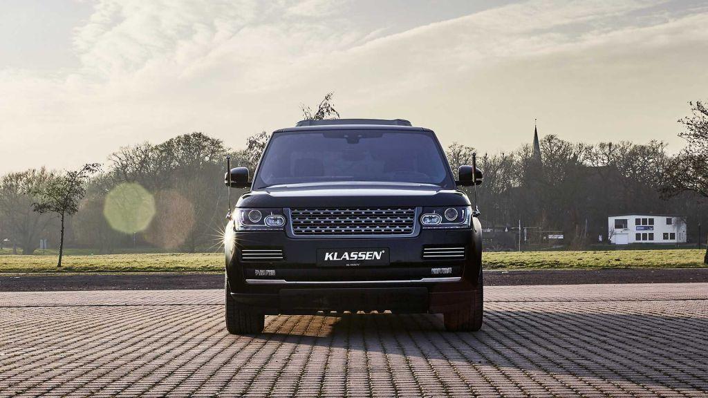 Chỉ dành cho nguyên thủ quốc gia, chiếc Range Rover này có giá gấp đôi lúc xuất xưởng                                            -1