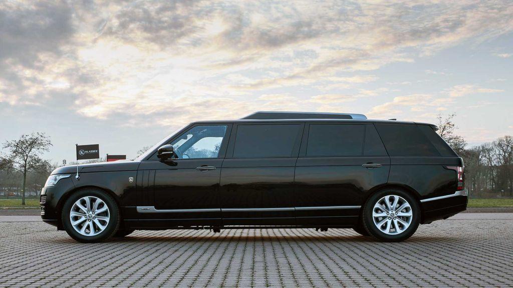 Chỉ dành cho nguyên thủ quốc gia, chiếc Range Rover này có giá gấp đôi lúc xuất xưởng                                            -5
