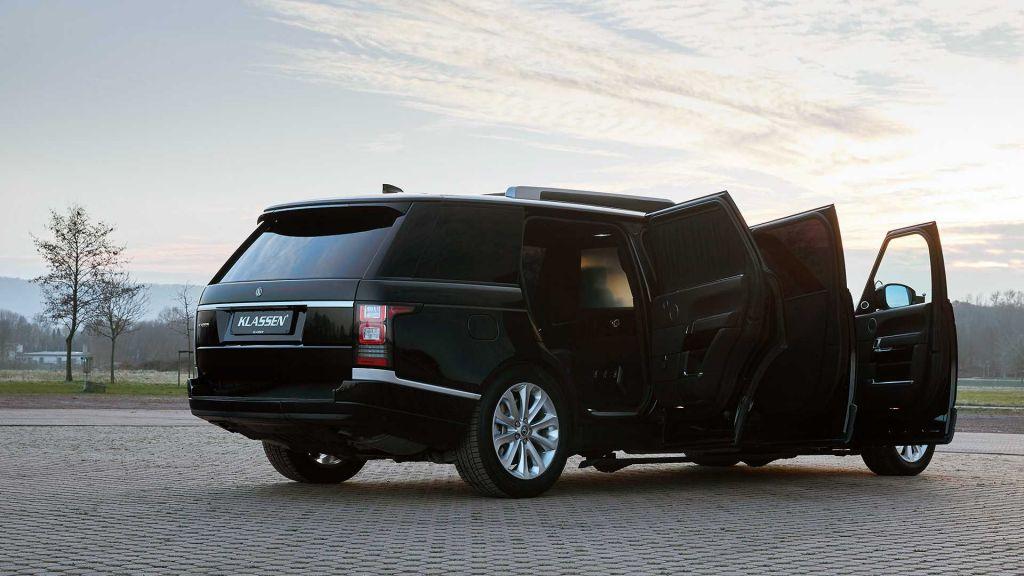Chỉ dành cho nguyên thủ quốc gia, chiếc Range Rover này có giá gấp đôi lúc xuất xưởng                                            -3