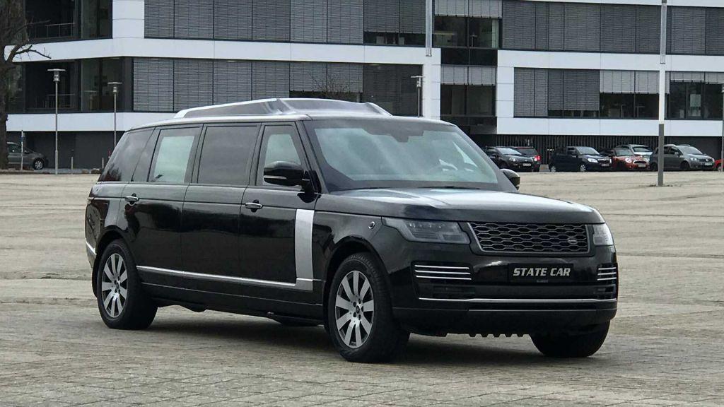 Chỉ dành cho nguyên thủ quốc gia, chiếc Range Rover này có giá gấp đôi lúc xuất xưởng                                            -4