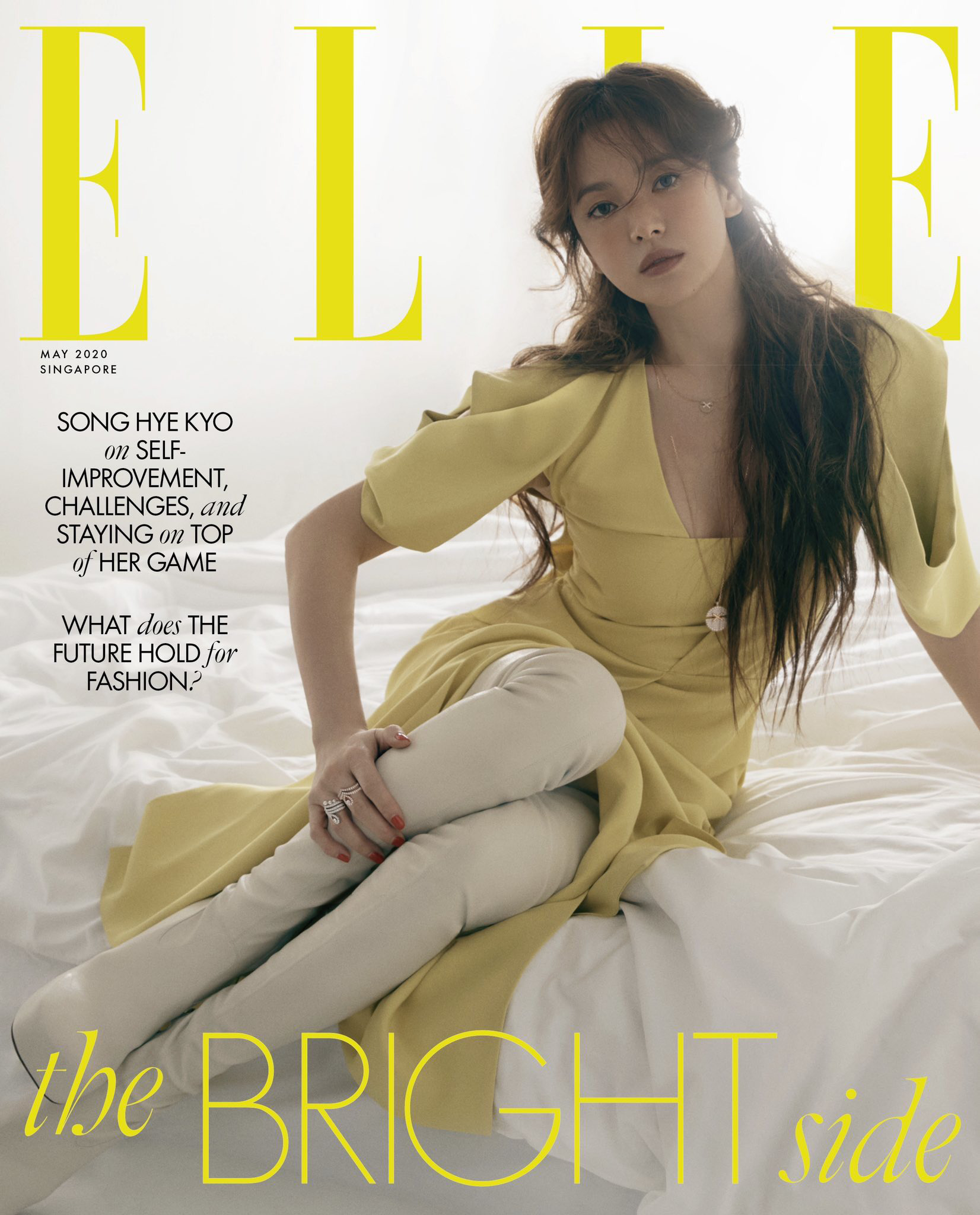 Hé lộ hình ảnh mới nhất của Song Hye Kyo, ai bảo tường thành nhan sắc của Kbiz đã sụp đổ-1