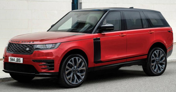 SUV hạng sang Range Rover thế hệ mới đang được gấp rút hoàn thiện