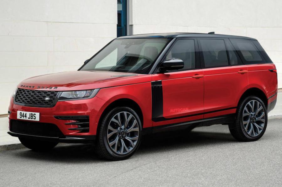 SUV hạng sang Range Rover thế hệ mới đang được gấp rút hoàn thiện-1