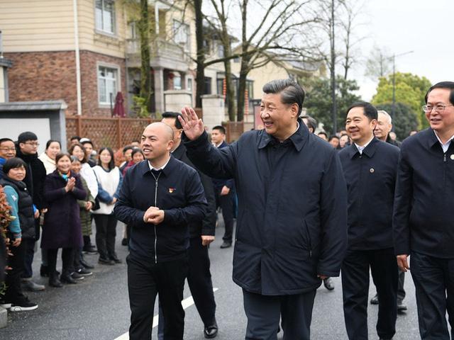 Covid-19: Sự bất thường đằng sau những chuyến thị sát thông thường của giới lãnh đạo Trung Quốc                         -1