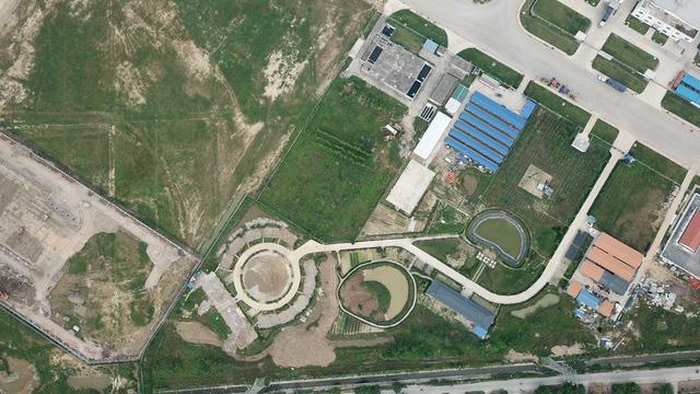 Hải Phòng: Phá bỏ vườn hoa do doanh nghiệp Trung Quốc xây trái phép giống đường lưỡi bò-1