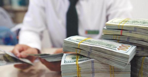 USD ngân hàng giảm ngày thứ 4 liên tiếp, USD tự do cũng đi xuống