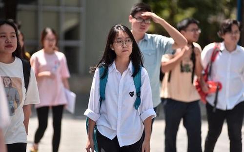 Thi THPT 2020: Trường đại học thay đổi cơ cấu trong các phương thức xét tuyển-1