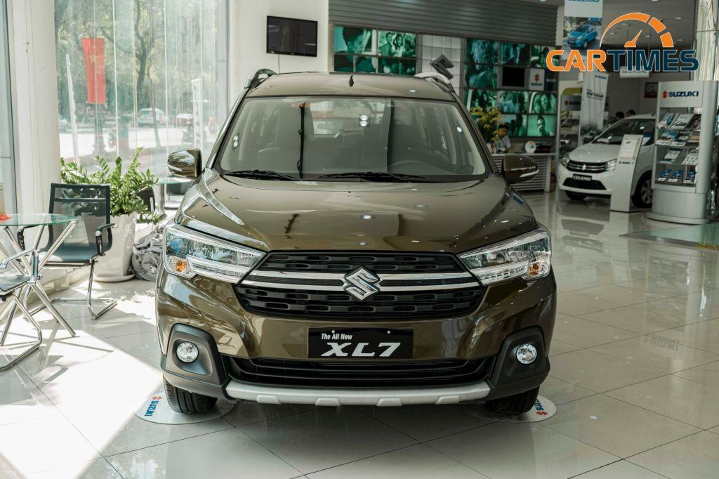 Mẫu xe Suzuki XL7 vừa về các đại lý, chờ tới tay khách hàng                                            -1