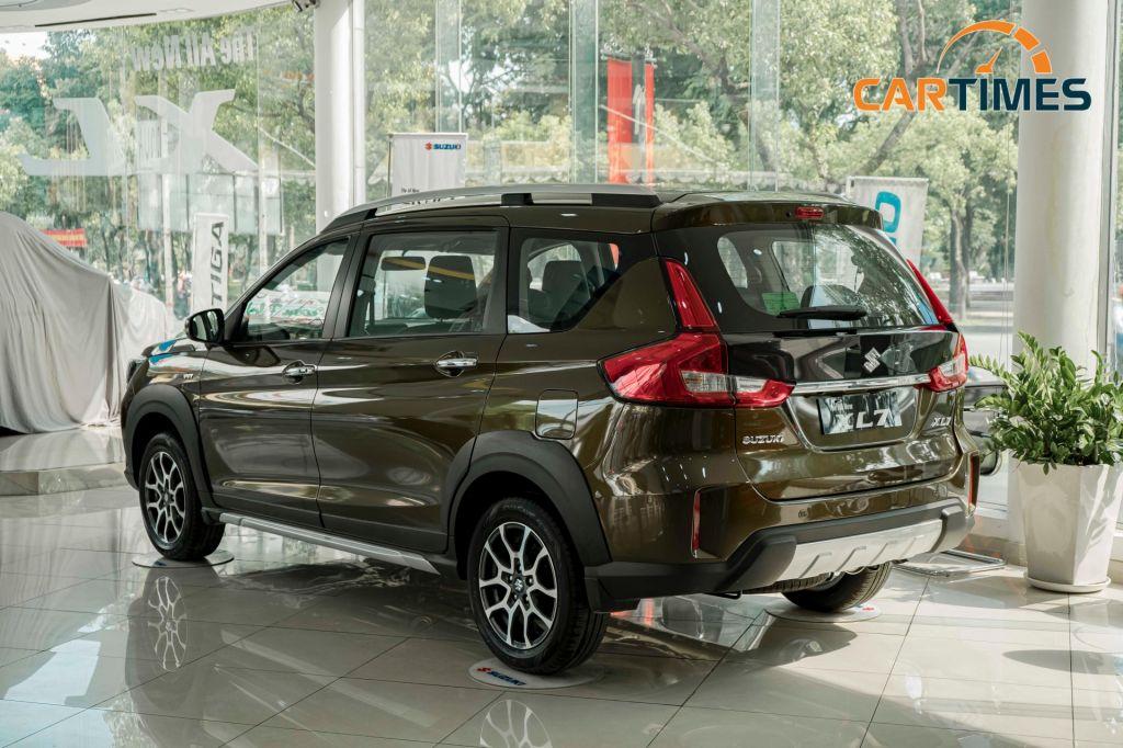 Mẫu xe Suzuki XL7 vừa về các đại lý, chờ tới tay khách hàng                                            -3
