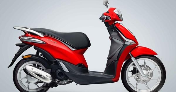 Piaggio Liberty động cơ 50cc ra mắt tại Việt Nam: Xe Ý giá ngang ngửa Honda Air Blade