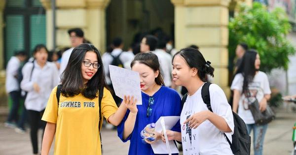 Các điểm mấu chốt trong dự thảo thi tốt nghiệp THPT 2020