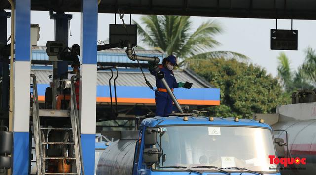 Kiểm tra an toàn phòng cháy chữa cháy tại Tổng kho xăng dầu Đức Giang-3
