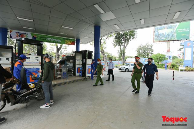 Kiểm tra an toàn phòng cháy chữa cháy tại Tổng kho xăng dầu Đức Giang-11