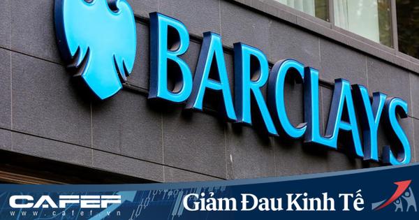 Lợi nhuận Barclays giảm 42% vì đại dịch Covid-19