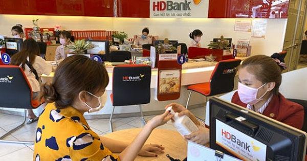 HDBank tăng trưởng tín dụng gần 6% trong quý 1, lãi trước thuế 1.251 tỷ