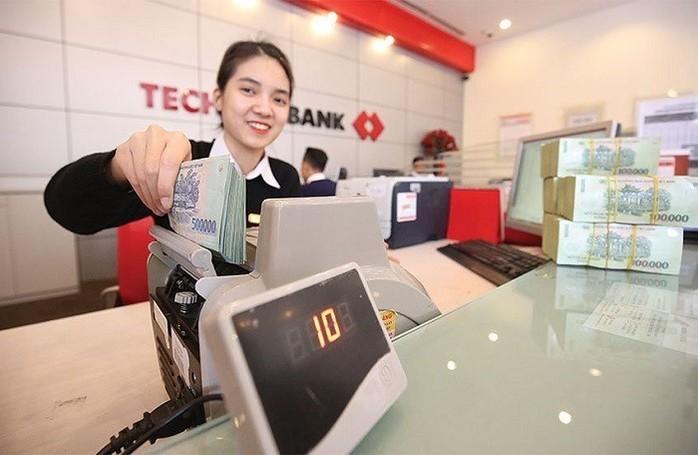 Lợi nhuận Techcombank tăng ngược dòng mùa dịch,, tổng tài sản lên gần 400 nghìn tỷ-1