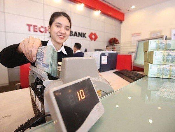 Lợi nhuận Techcombank tăng ngược dòng mùa dịch,, tổng tài sản lên gần 400 nghìn tỷ