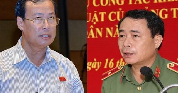 Bổ nhiệm thêm 2 Thứ trưởng Bộ Công an