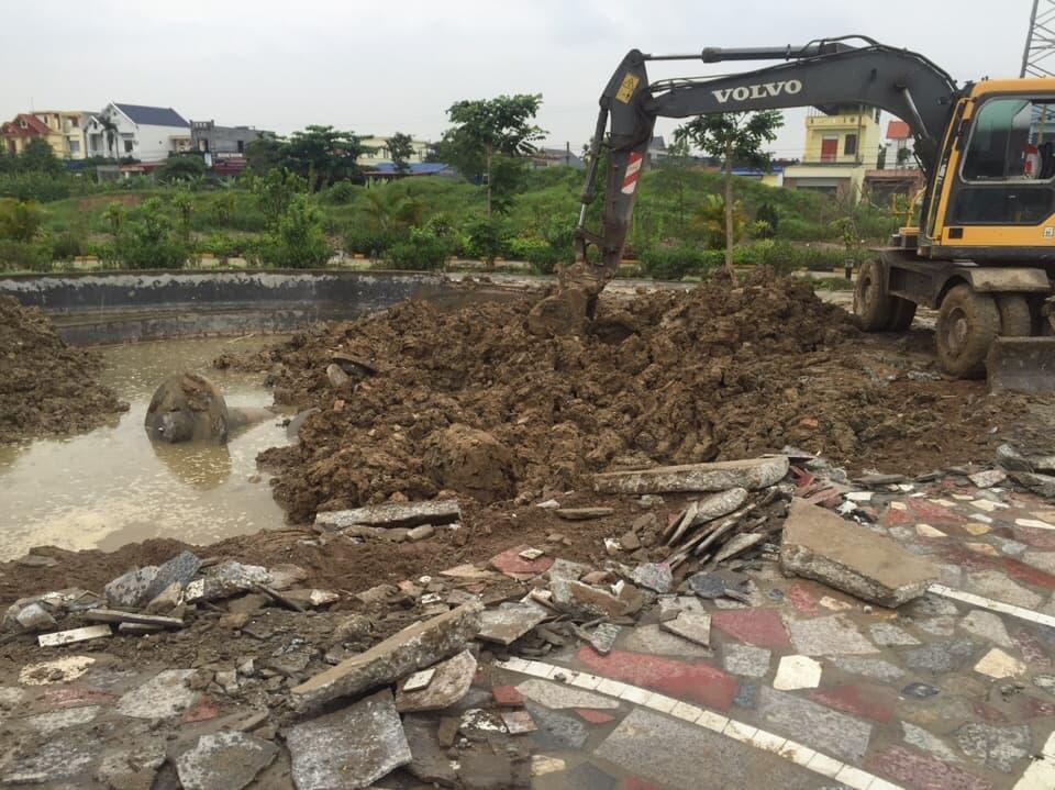 """Công ty Trung Quốc xây mô hình đường lưỡi bò"""" trái phép: Không để tái phạm, xử lý theo luật-1"""