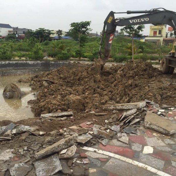 """Công ty Trung Quốc xây mô hình """"đường lưỡi bò"""" trái phép: Không để tái phạm, xử lý theo luật"""