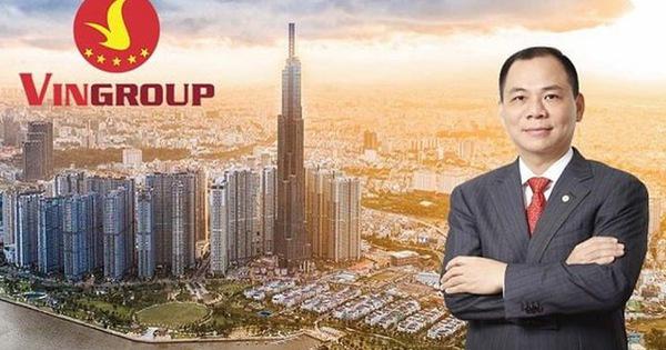 Không còn mảng bán lẻ, Vingroup báo doanh thu 15.368 tỷ đồng quý 1/2020