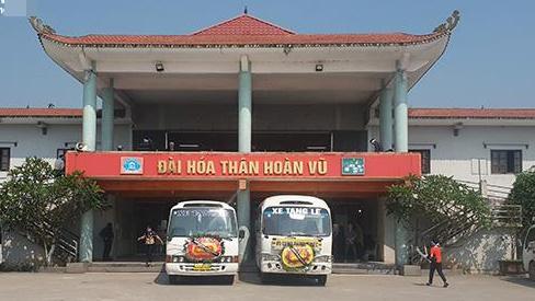 Thực hư doanh nghiệp ở Nam Định nâng phí hỏa táng, còn