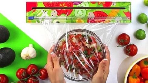 5 sai lầm khi dùng màng bọc thực phẩm nhiều người mắc mà không biết