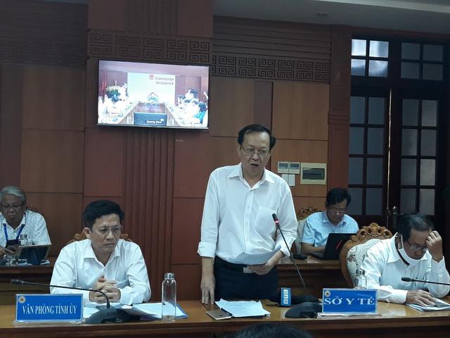 Chủ tịch tỉnh Quảng Nam: Tôi đã ký công văn yêu cầu thanh tra đột xuất việc mua sắm hệ thống xét nghiệm Real - time PCR tự động-2
