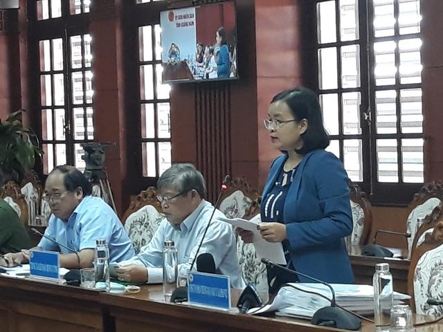 Chủ tịch tỉnh Quảng Nam: Tôi đã ký công văn yêu cầu thanh tra đột xuất việc mua sắm hệ thống xét nghiệm Real - time PCR tự động-4