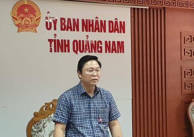 Chủ tịch tỉnh Quảng Nam: Tôi đã ký công văn yêu cầu thanh tra đột xuất việc mua sắm hệ thống xét nghiệm Real - time PCR tự động-1