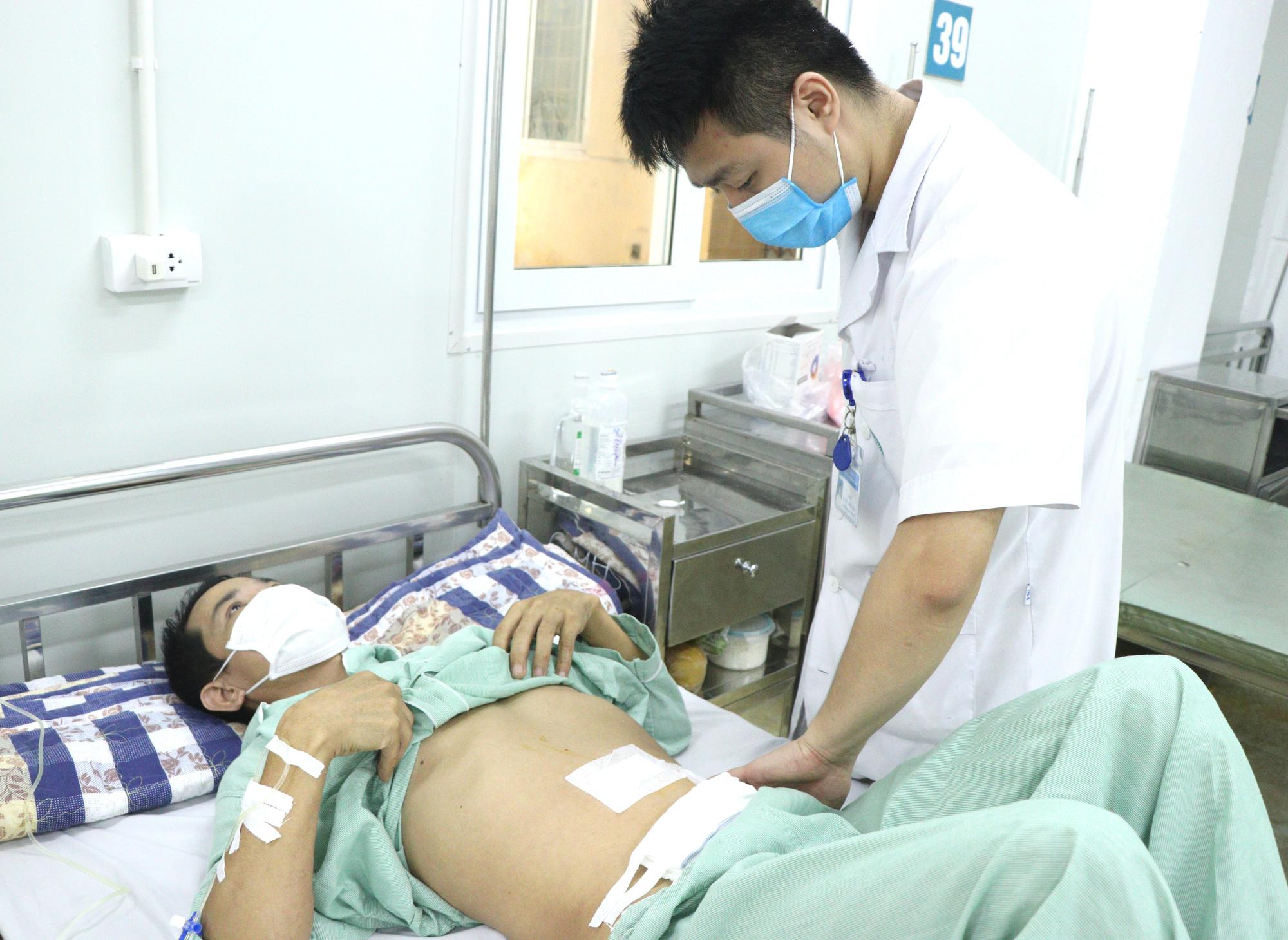 Nuốt nhầm xương cá khi ăn, bệnh nhân phải cắt bỏ đoạn ruột non-2