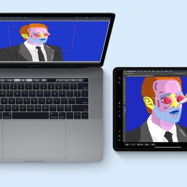 Biến iPad thành màn hình thứ hai cho máy Mac