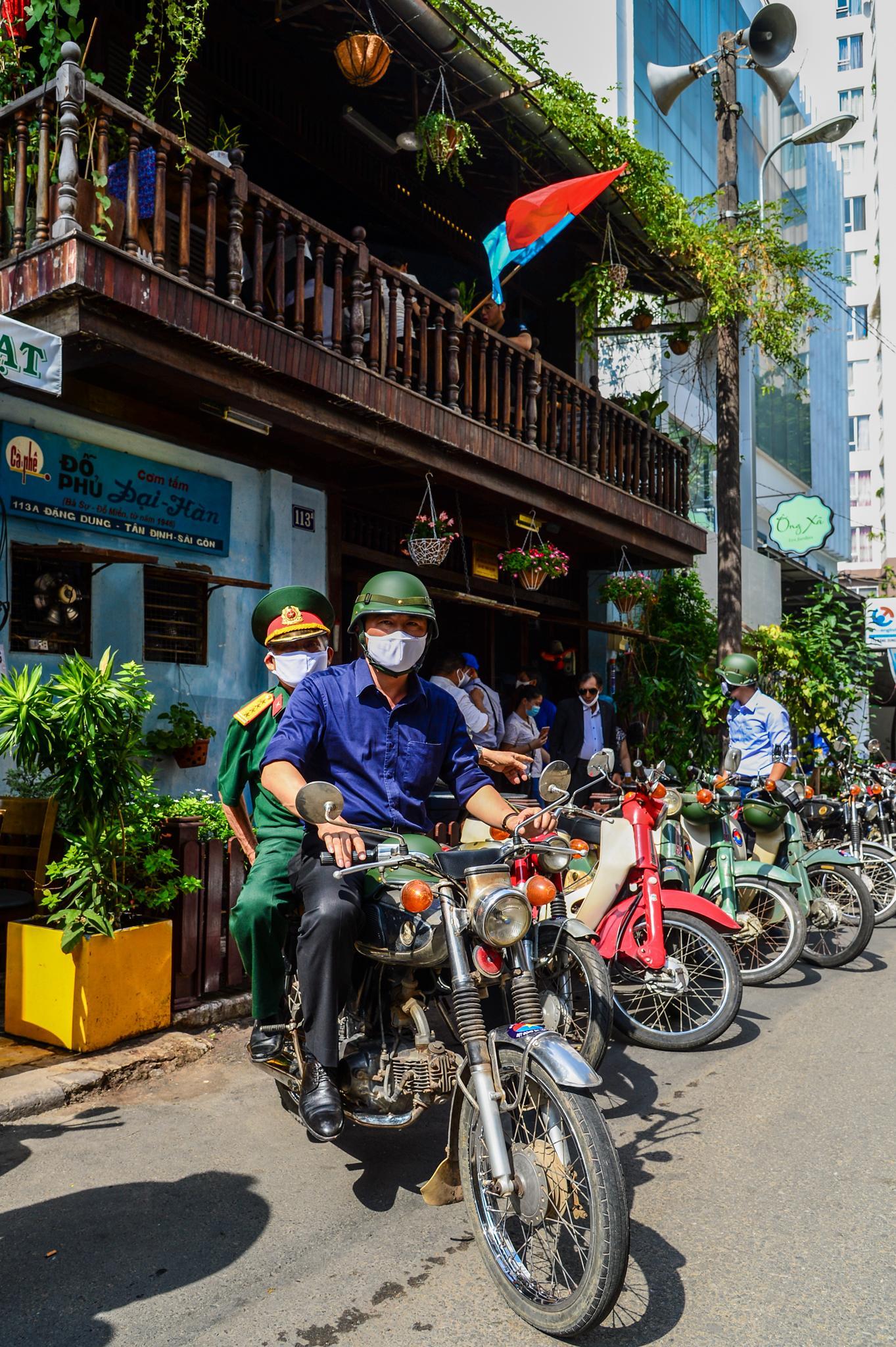Trải nghiệm hấp dẫn cùng Theo dấu chân Biệt động Sài Gòn-2