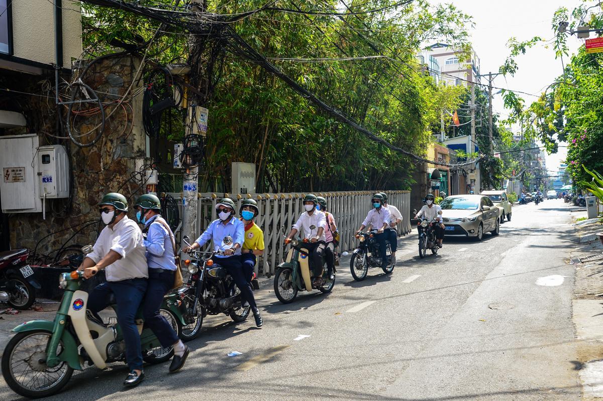 Trải nghiệm hấp dẫn cùng Theo dấu chân Biệt động Sài Gòn-3