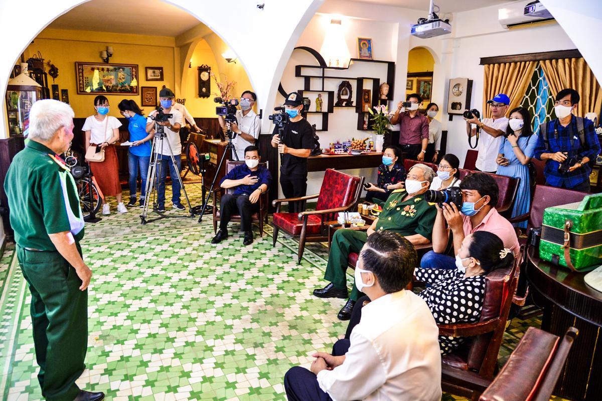Trải nghiệm hấp dẫn cùng Theo dấu chân Biệt động Sài Gòn-5