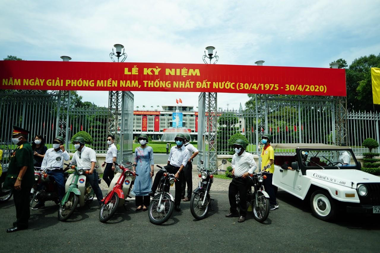 Trải nghiệm hấp dẫn cùng Theo dấu chân Biệt động Sài Gòn-1