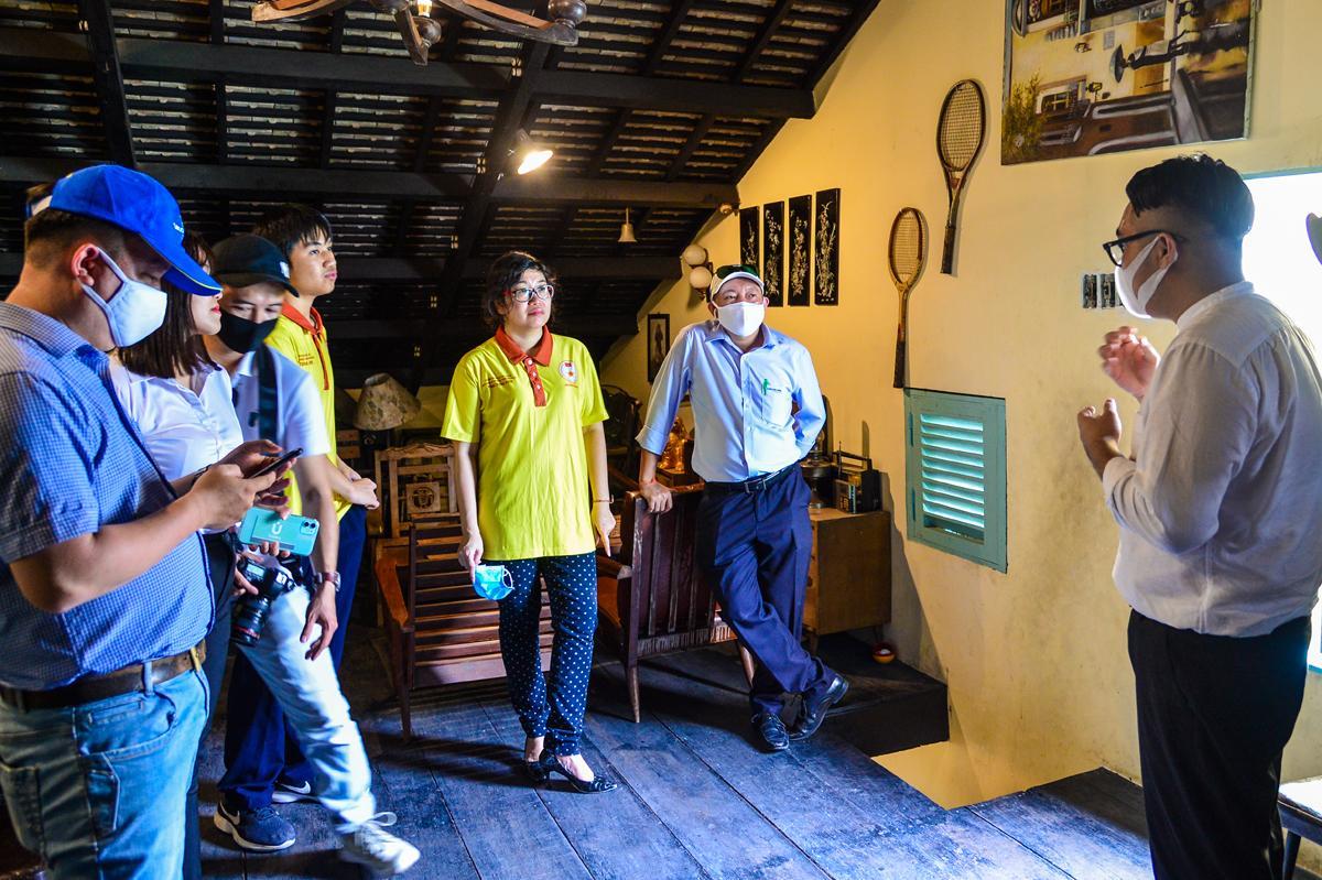 Trải nghiệm hấp dẫn cùng Theo dấu chân Biệt động Sài Gòn-4