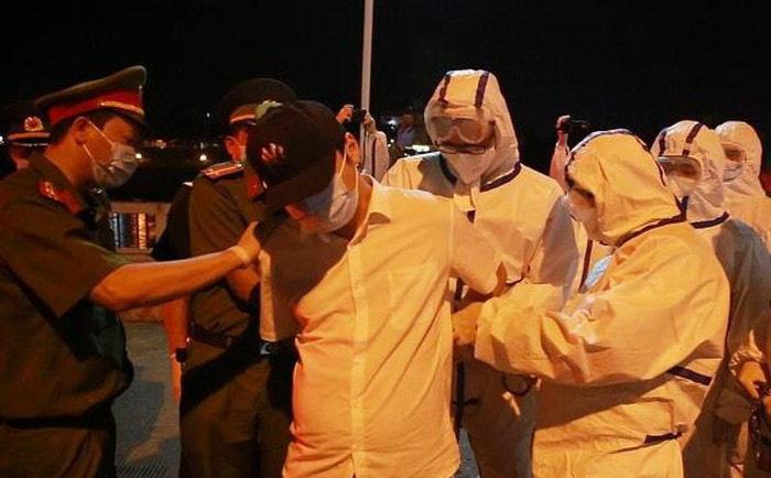 Kẻ bị truy nã đặc biệt nguy hiểm người Trung Quốc sa lưới tại Đà Nẵng