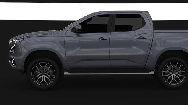 Xem trước Hyundai Tarlac: Xe bán tải Hàn Quốc tham vọng đối đầu Ford Ranger-6
