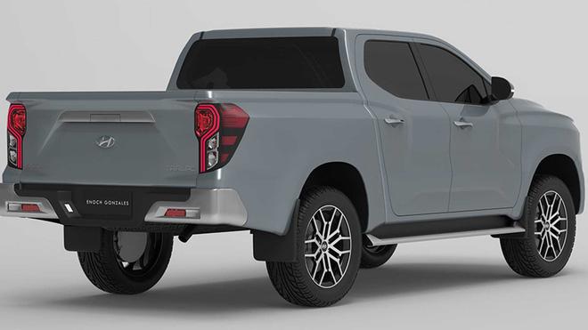 Xem trước Hyundai Tarlac: Xe bán tải Hàn Quốc tham vọng đối đầu Ford Ranger-9