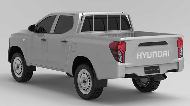 Xem trước Hyundai Tarlac: Xe bán tải Hàn Quốc tham vọng đối đầu Ford Ranger-8