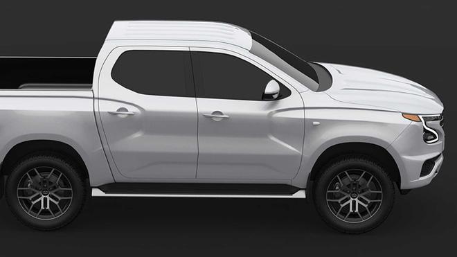 Xem trước Hyundai Tarlac: Xe bán tải Hàn Quốc tham vọng đối đầu Ford Ranger-7
