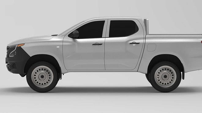 Xem trước Hyundai Tarlac: Xe bán tải Hàn Quốc tham vọng đối đầu Ford Ranger-5