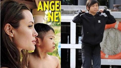 Bé trai Việt được minh tinh Hollywood nhận nuôi, 13 năm sau thay đổi ngỡ ngàng