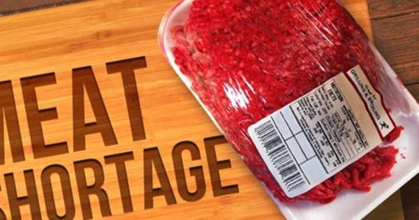 Mỹ gặp 'đại khủng hoảng' thịt vì Covid-19