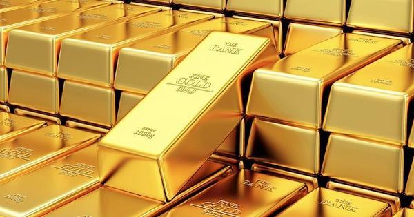 Vì sao giá vàng quay đầu giảm?