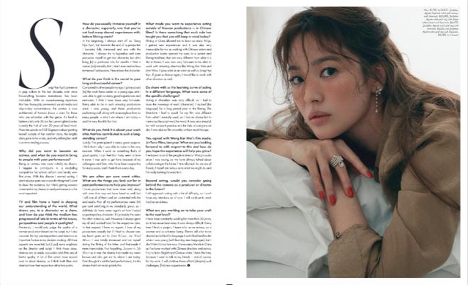 Xôn xao bài phỏng vấn mới của Song Hye Kyo giữa bão tin đồn: Tránh nhắc đến Hậu duệ mặt trời, 1 câu nói đáng suy ngẫm?-2